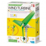 4M 3378 ECO ENGINEERING / BUILD YOUR OWN WIND TURBINE