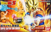 BANDAI 105411 DRAGON BALL Z SUPER SAIYAN SON GOKOU