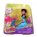 MATTEL BCY82 POLLY POCKET! SURTIDO MUNECAS CON SCOOTER
