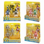 MATTEL CHH64 FISHER PRICE IMAGINEXT SURTIDO POWER RANGERS