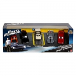 MATTEL FCW65 FAST AND FURIOUS DESCARGA DE ADRENALINA PACK DE 5