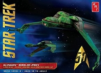 AMT 949 1:350 STAR TREK KLINGON BIRD OF PREY