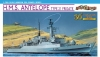DRAGON 7122 1:700 HMS ANTELOPE TYPE 21 FRIGATE 30TH ANNIV MALVINAS WAR