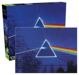 AQUARIUS 65248 PINK FLOYD DARK SIDE 1000 PC JIGSAW PUZZLE VDGS