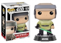 FUNKO 10106 POP! STAR WARS: LUKE SKYWALKER (ENDOR) JEDI