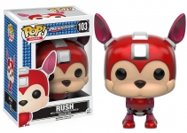 FUNKO 10347 POP! GAMES: / MEGAMAN - RUSH