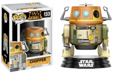 FUNKO 10771 POP! STAR WARS: / REBELS - CHOPPER JEDI
