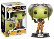 FUNKO 10774 POP! STAR WARS: / REBELS - HERA JEDI