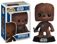 FUNKO 2324 POP! STAR WARS: / CHEWBACCA JEDI