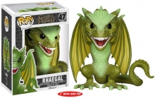 FUNKO 4851 POP!: / GAME OF THRONES - 6-INCH RHAEGAL