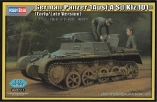 HOBBYBOSS 80145 GERMAN PANZER 1AUSF A SD.KFZ.101(EARLY/LATE VERSION) 1:35