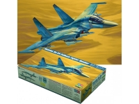 HOBBYBOSS 81756 RUSSIAN SU 34 FULLBACK FIGHTER BOMBER 1:48