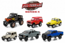 GREENLIGHT 35050 1:64 ALL-TERRAIN SERIES 4