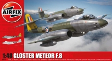 AIRFIX 09182 GLOSTER METEOR F.8 1:48