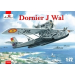 AMODEL 72233 DORNIER J WAL SPAIN REPUBLIC AIRFORCE 1:72