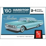 AMT 1055 12 1:25 1960 FORD STARLINER