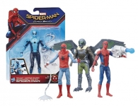 HASBRO B9701 SPIDERMAN WEB CITY FIGURES