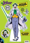 AQUARIUS 11504 DC COMICS- THE JOKER DESKTOP STANDEE