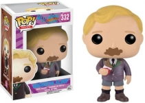 FUNKO 10250 POP! MOVIES: / WILLY WONKA - AUGUSTUS GLOOP