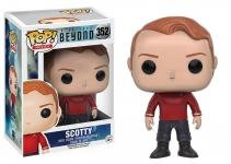 FUNKO 10491 POP! MOVIES: / STAR TREK BEYOND - SCOTTY (DUTY UNIFORM)
