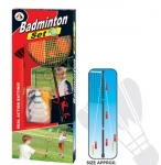 MEGATOYS BADMINTON SET