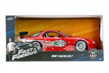 JADA 98338 1:24 FF MAZDA RX-7 FAST AND FURIOUS