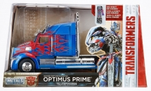 JADA 98403 1:24 TF5 OPTIMUS PRIME TRANSFORMERS