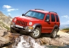 CASTORLAND 51090 JEEP CHEROKEE SUV RED ON MOUNTAIN PUZZLE (500PC)