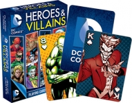 AQUARIUS 52268 DC COMICS- UNIVERSE PLAYING CARDS DECK