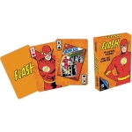 AQUARIUS 52299 DC COMICS- RETRO FLASH PLAYING CARDS DECK