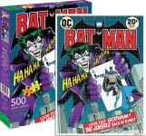 AQUARIUS 62108 DC COMICS JOKER 500 PC PUZZLE VDGS
