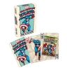 AQUARIUS 52250 MARVEL- CAPTAIN AMERICA PLAYING CARDS DECK