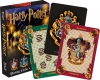 AQUARIUS 52357 HARRY POTTER CRESTS PLAYING CARDS DECK