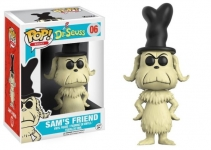 FUNKO 12703 POP! BOOKS: / DR. SEUSS - SAMS FRIEND