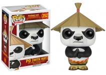 FUNKO 6402 POP! MOVIES: / KUNG FU PANDA - PO WITH HAT