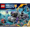 LEGO 70352 NEXO NIGHTS OFICINA CENTRAL DE DE JESTRO