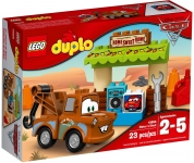 LEGO 10856 DUPLO CARS MATERS SHED