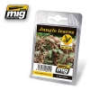 AMMO MIG JIMENEZ AMIG8452 JUNGLE LEAVES