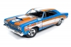AUTOWORLD 220 1969 PLYMOUTH ROADRUNNER HARDTOP (DON GROTHEER).RACING COLOR