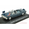 MAGAZINE PRC601 1963 LINCOLN CONTINENTAL LIMO SS 100 X *JOHN F KENNEDY*. BLUE