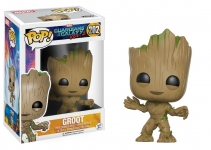 FUNKO 13230 POP! MOVIES: / GUARDIANS OF THE GALAXY VOL.2 - GROOT