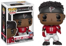 FUNKO 20163 POP! SPORTS: / NFL W4 - JULIO JONES (FALCONS HOME)