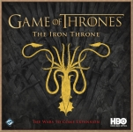 DEVIR FFG HBO GAME OF THRONES THE IRON THRONE WARS TO COME