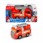 SMOBY 3816003 HAPPY SERIES CAMION BOMBEROS SCANIA