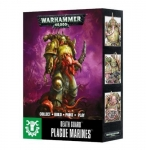 WARHAMMER 99120102070 EASY TO BUILD DEATH GUARD PLAGUE MARINES