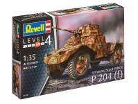 REVELL 03259 ARMOURED SCOUT VEHICLE P 204 (F) 1:35