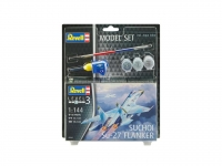 REVELL 63948 MODEL SET SUCHOI SU 27 FLANKER 1:144