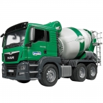BRUDER 03710 MAN TGS CEMENT MIXER KIDS PLAY TOY TRUCK