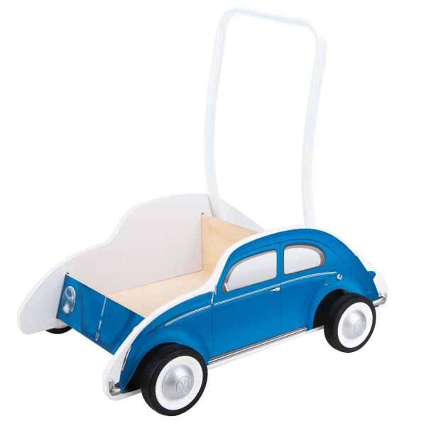 Hape Hobbies Mirax Escarabajo E0382 De Arrastre Carro Azul uTl1FcK3J5