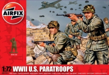 AIRFIX 00751 US PARATROOPS 1:72